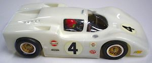 Chaparral Vintage Slot Car