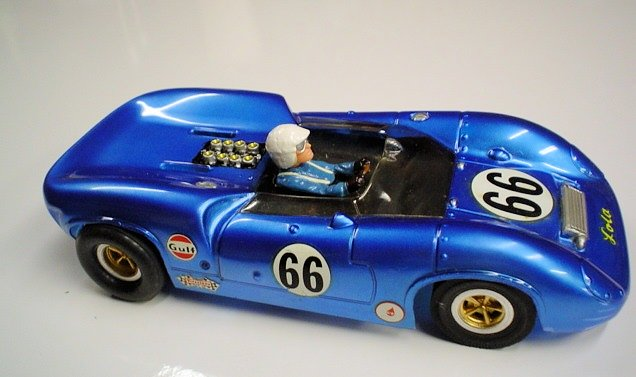 Pactra Slot Car For Sale